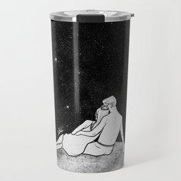 The greatest moon. Travel Mug