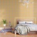 Geometric Pattern 01 Yellow by theoldartstudio