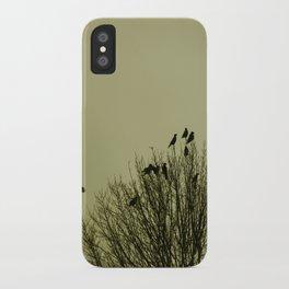 A Murder iPhone Case