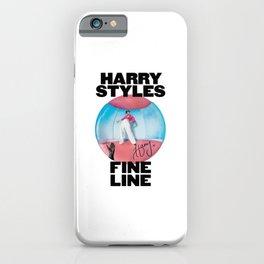 Fine Line Album Merch iPhone Case