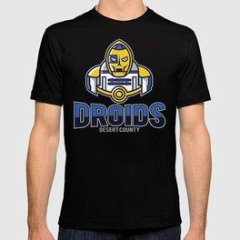 Desert County Droids - Navy T-shirt