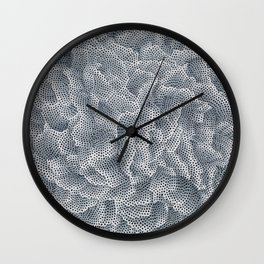 Yayoi Kusama -  INFINITY NETS [MAE], 2013 Wall Clock