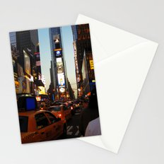 New York Streets. Stationery Cards