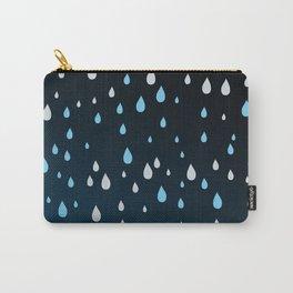 Rain Rain Rain Carry-All Pouch
