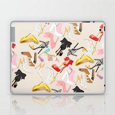 Shoes Full Time Love Laptop & iPad Skin