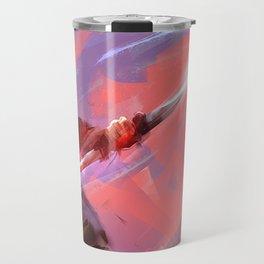 Swordsman Travel Mug
