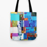 africa Tote Bags featuring Africa by Fernando Vieira