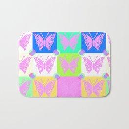 Butterfly Beauties Brigade Bath Mat