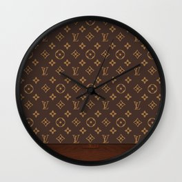 Louisvuitton Wall Clock