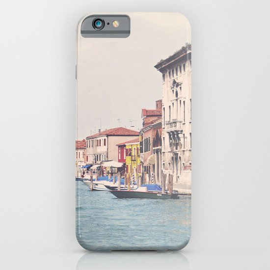 The canal iPhone & iPod Case