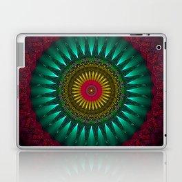 Gothic Mandala Laptop & iPad Skin