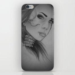 Devines zombies #6 iPhone Skin