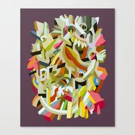 Vargas Canvas Print