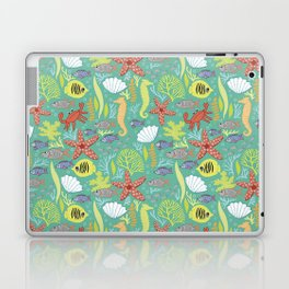 Maritime pattern Laptop & iPad Skin