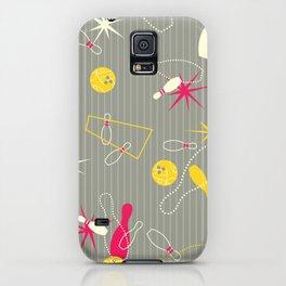 Bowling Pinstripe iPhone Case