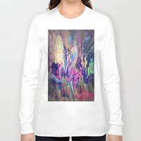 singapore Long Sleeve T-shirts featuring Singapore Love by Bohemian Bliss