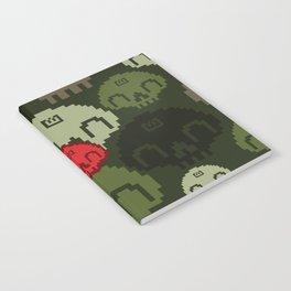 Jungle Camo Notebook