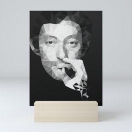 Gainsbourg Mini Art Print
