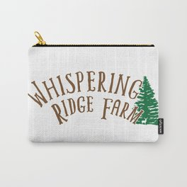 Whispering Ridge Two Carry-All Pouch