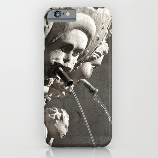 Out of the Mouths of Babes iPhone & iPod Case
