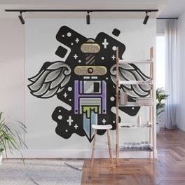 wings floppy sword Wall Mural