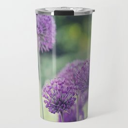Spring Alliums  Travel Mug