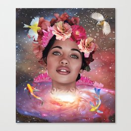 Universally Hers Canvas Print
