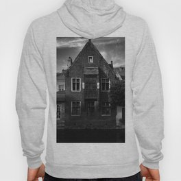 shot on iphone .. canal house Hoody