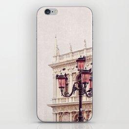 MAGICAL VENICE   Palazzo Bianco iPhone Skin