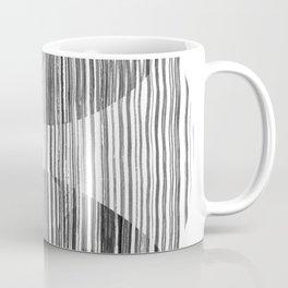 Monastery Striped Circles Coffee Mug