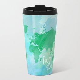 travel often.  Travel Mug