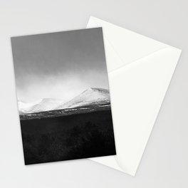 Winter Gloom Stationery Cards