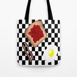 Breakfast Tote Bag