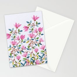 flowers 477 a Stationery Cards