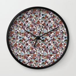 Girls on blossoms Wall Clock