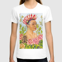 Portrait of Queen Calafia T-shirt