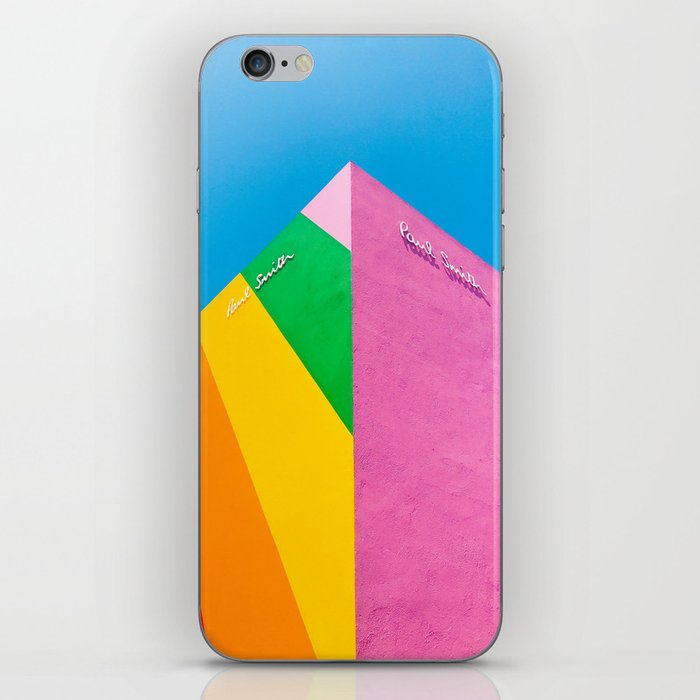 Angles iPhone Skin