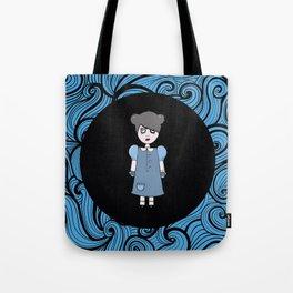 Bad Girl Tote Bag