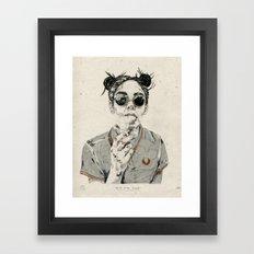 Not For Sale Framed Art Print