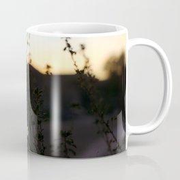 Car and Sunset Coffee Mug