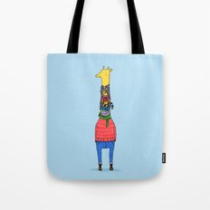 Scarf Lover Tote Bag