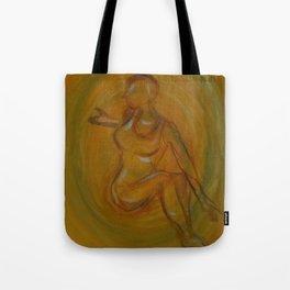 Mystic Yoga Tote Bag