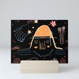 Moonlanding Mini Art Print