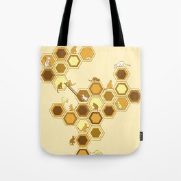Queen of the Catacombs Tote Bag