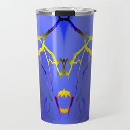 Alien Lightning Travel Mug