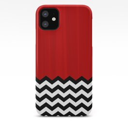 Twin Peaks - The Red Room iPhone Case