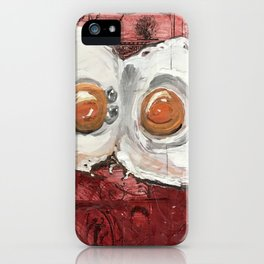 CLASSYEGGS iPhone Case