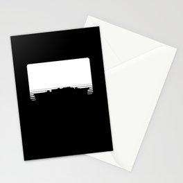 Battleship Game Piece Stationery Cards