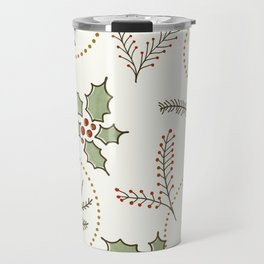 Classic Winter #society6 #xmas Travel Mug