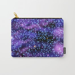 Space nebula background. Carry-All Pouch